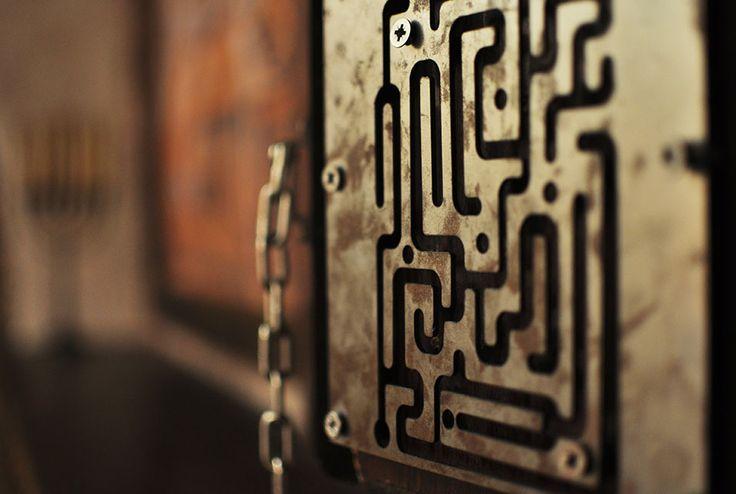 Puzzle room - úniková hra