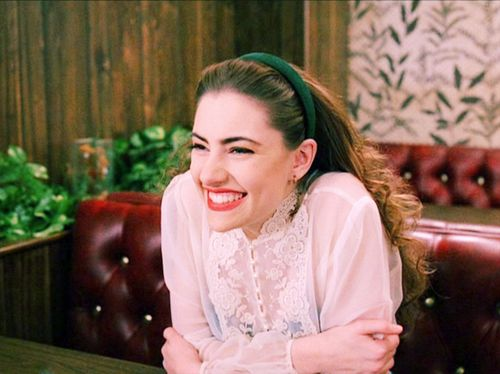 Madchen Amick as Shelly Johnson - Twin Peaks