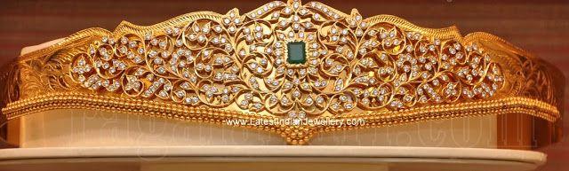 Malabar Diamond Latest Vaddanam
