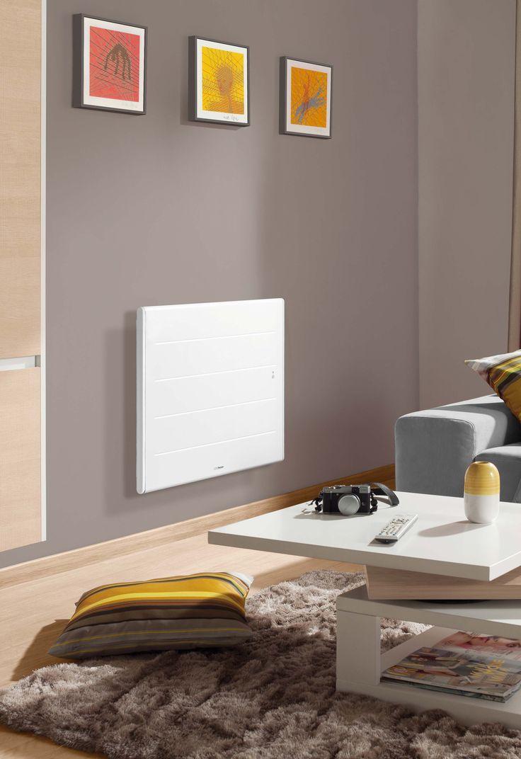 Radiateur chaleur douce : confort et réactivité avec les radiateurs #pilotageintelligent Thermor