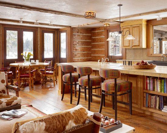 Sleek Traditional Kitchen Design Antique Bar Stools Queens Lane Compound