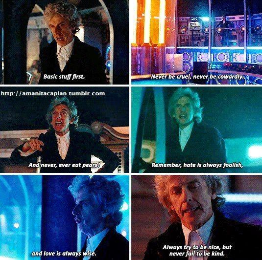 Doctor, I let you go