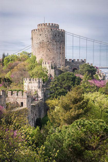 Fortress Rumeli Hisarı,Istanbul