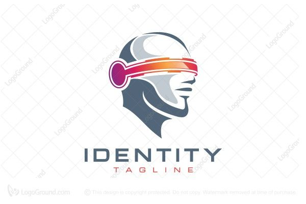 Virtual reality logo design by loya. #VR, #virtual, #reality, #headset, #cyberspace, #technology, #futuristic, #simulation, vr player, video game, artificial reality, VR goggles, vr 3d, virtual world, pc vr, realidad virtual, réalité virtuelle, virtuelle Realität, #creative, #logo, #logodesign, #logotype, #logoinspirations
