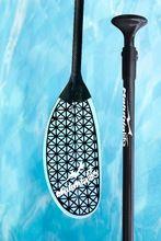 2016 Carbon fiber kayak paddle for hot sale