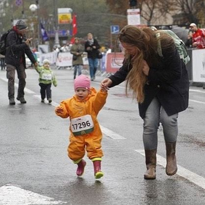You're never too young to start running  . . . . Follow us use hashtag #wonderfulrunning and join the movement . . . . . . . @europeanathletics