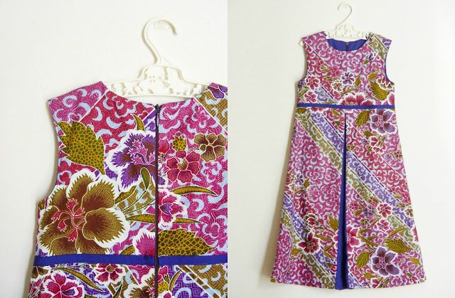 Batik dress ETINCELLE CREATIVE STUDIO: Batik dresses... I love you!