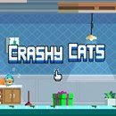 Sé el gato más destructor y adorable del mundo con Crashy Cats  Gatos. Gatos adorables y destructores. Si con esa premisa Crashy Cats no te interesa, no eres un buen ser humano. Bueno, puede que no tanto, pero es un juego muy divertido el que te vamos a presentar. ¿Te gustan los gatos? Hay dos opciones: sí y sí. Si has sido una buena persona y has dicho que s...
