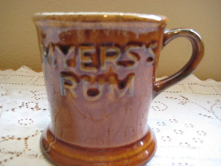"""Myers's Rum"" Imported Scott By Fredlmkers Mug"