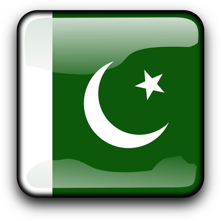 Pakistan Flag Country transparent image