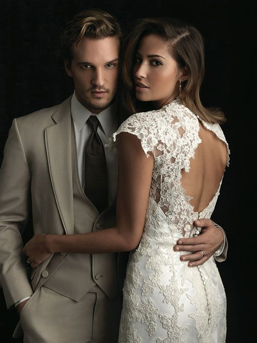 Thomas & Sons Tuxedos & Suits Tan Allure