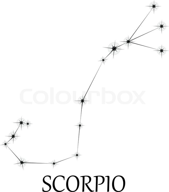 Billedresultat for stjerne skorpion