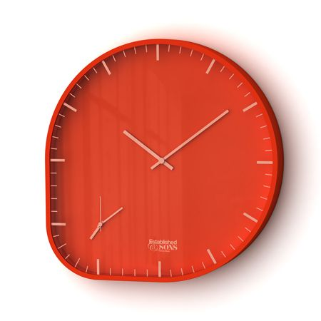Sweet Clock By Industrial Facility « Dustbowl