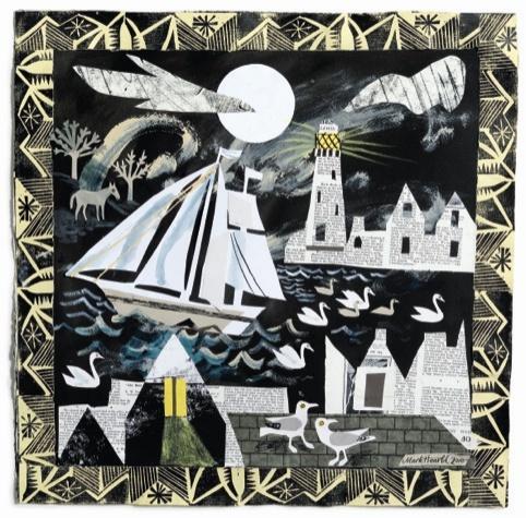 Mark Hearld's Work Book - Lewis Lighthouse