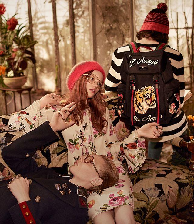Gucci - 【グッチ公式オンラインショップ】1921年創設、メイド・イン・イタリー。ファッション・バッグ・財布・時計・ジュエリーなどご紹介。