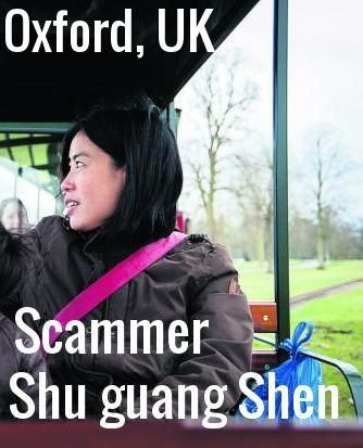 Ripoff Report | Shu Guang Shen and Guy Sanderson Babcock Complaint Review Combe Witney Oxfordshire, Other