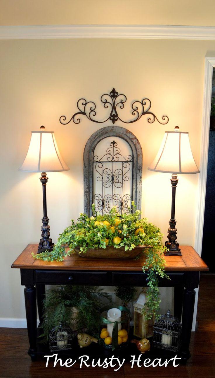 64 best Decorating for Spring images on Pinterest   Heart designs ...