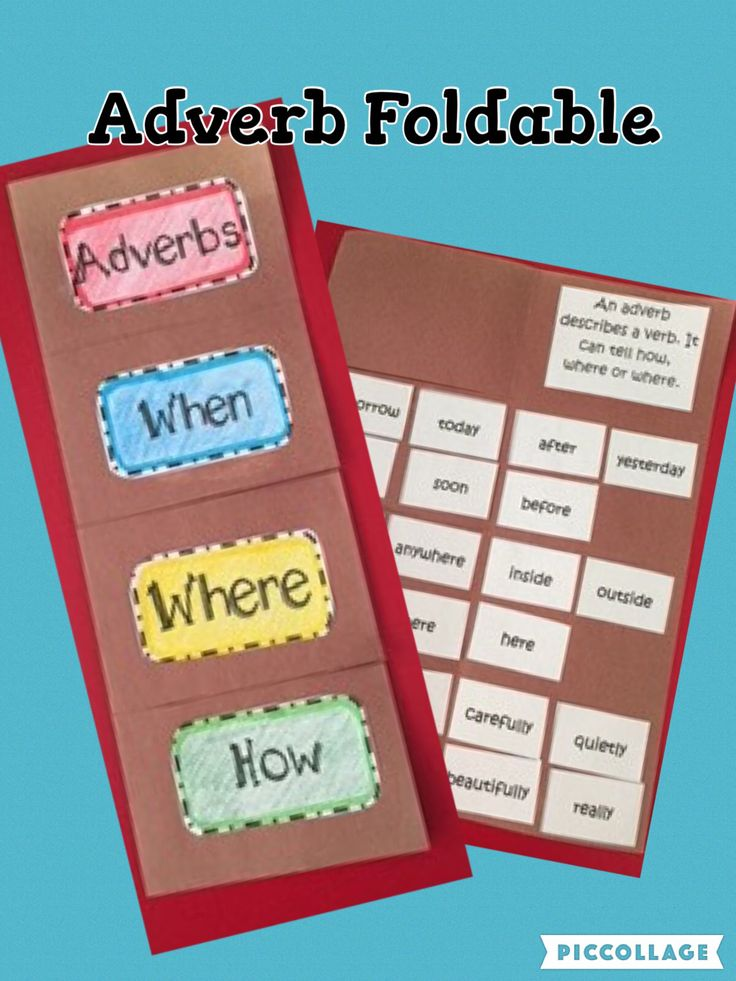 how to find an adverb in a sentence