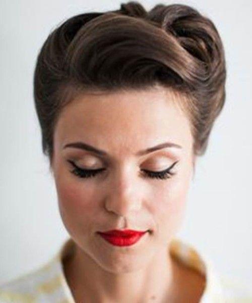 Vintage Wedding Hair Options
