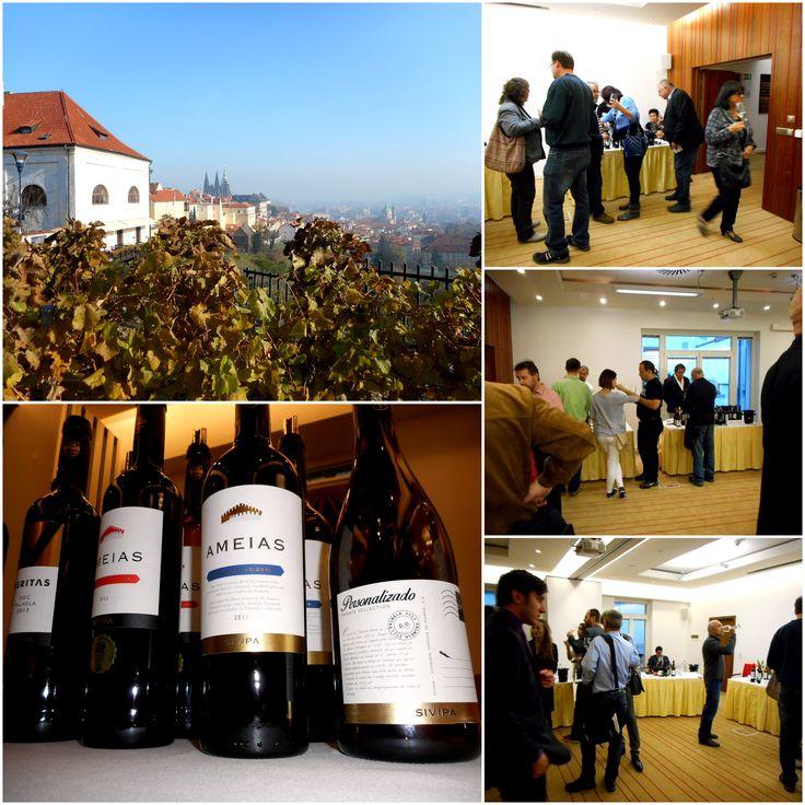 2. novembra 2015 sme pre vás boli v Prahe vybrať nové portugalské vína do našej ponuky! Máte sa veru na čo tešiť ;-) #vinoportsk #portugal #víno #vínomilci