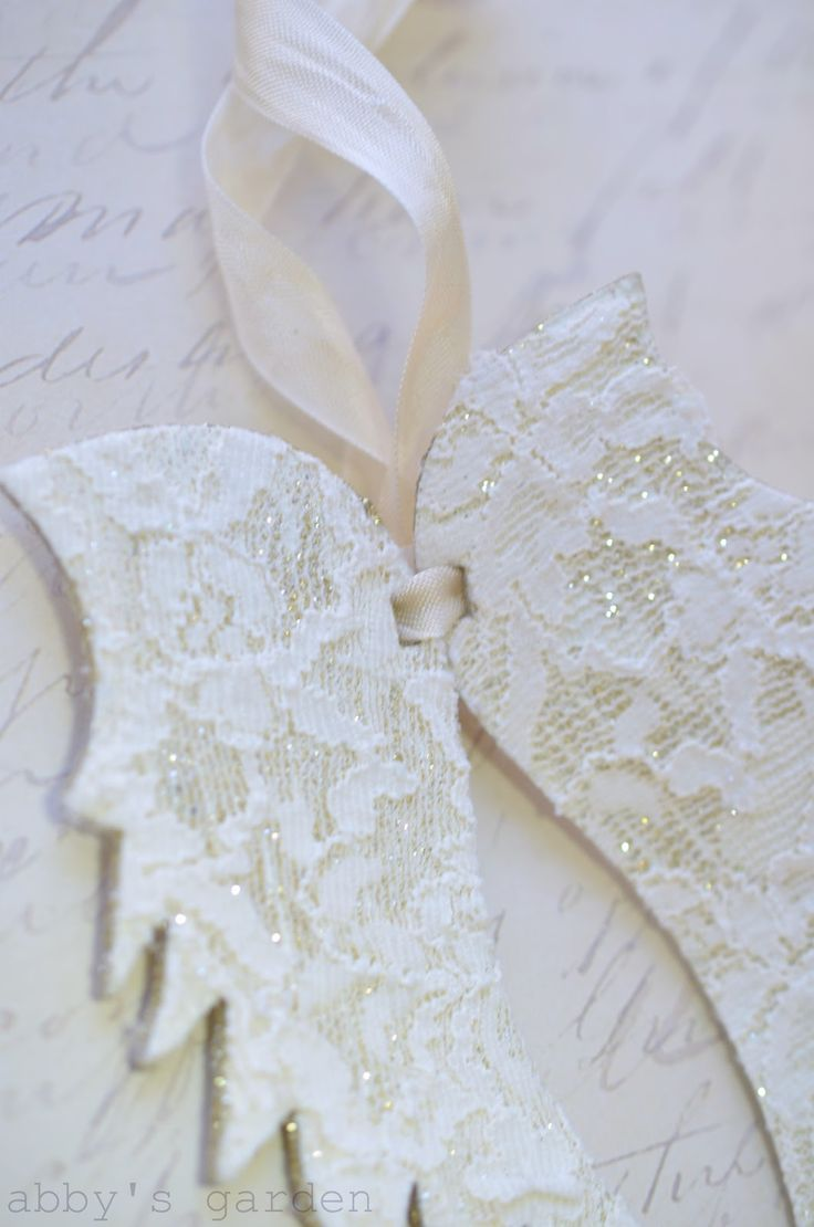 Abby's Paperie Garden: wings and a prayer