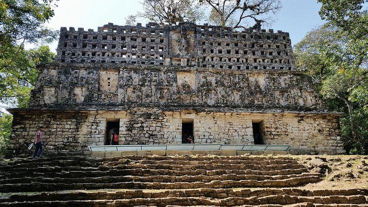 Yaxchilan Mexico - Celina Lisek