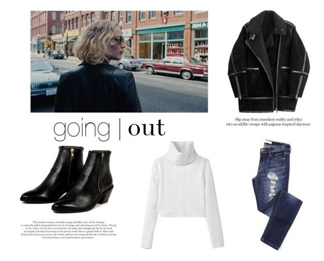 Amber by ninjasofia on Polyvore featuring H&M, AZI and Nome