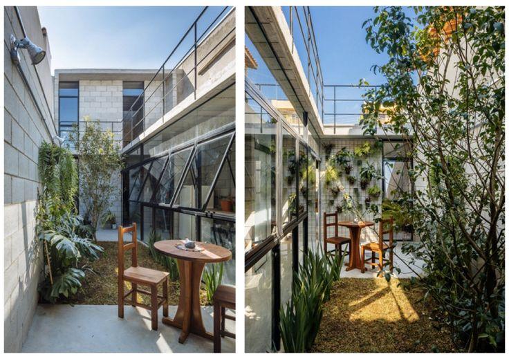 低予算「コンクリートブロックの家」が、建築賞を2つも受賞!?(ブラジル)   TABI LABO