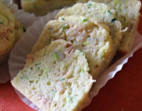 Mini cake salate (senza burro)