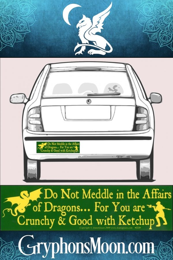 Do Not Meddle Bumper Sticker With Images Bumper Stickers