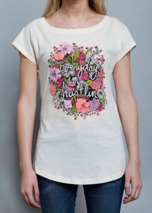 Women's Floral Graphic Tee