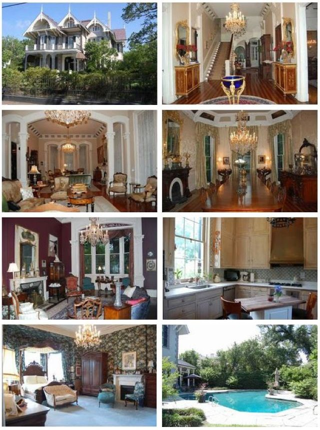 sandra bullock's new orleans home | world: north america: new