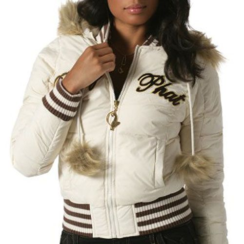 Baby Phat Coat. Love the winter coats....   Don't need it down in the ATL