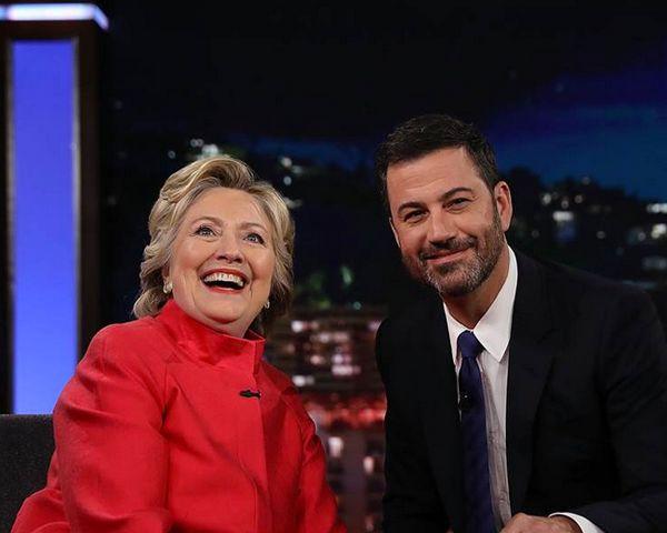Hillary Clinton Health: Candidate Slams Rumors On Jimmy Kimmel Live - http://www.morningledger.com/hillary-clinton-health-candidate-slams-rumors-on-jimmy-kimmel-live/1395221/