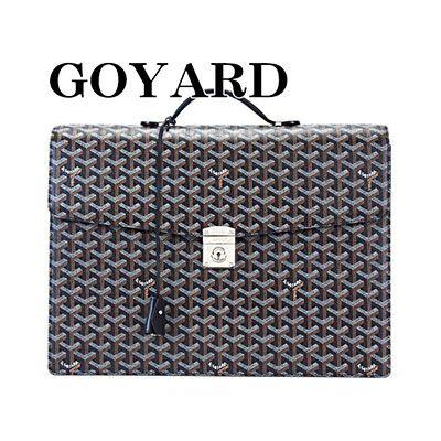ゴヤール GOYARD バッグ メンズ ブリーフケース ビジネスバッグ ブラック(黒) geya2207