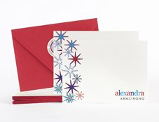 note cards -americana