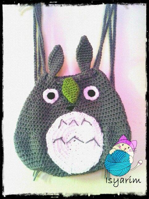 Bag pack Totoro