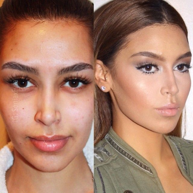 7 best images about soniaxfyza makeup on Pinterest