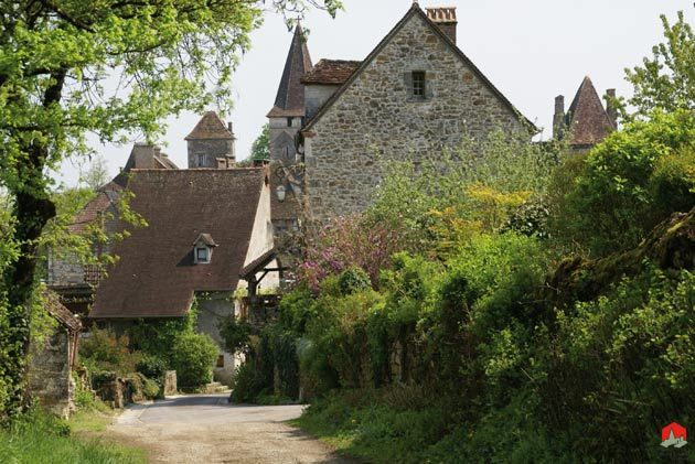 Carennac | Les plus beaux villages de France - Site officiel