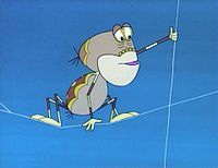 Vízipók-csodapók (televíziós sorozat) – Wikipédia