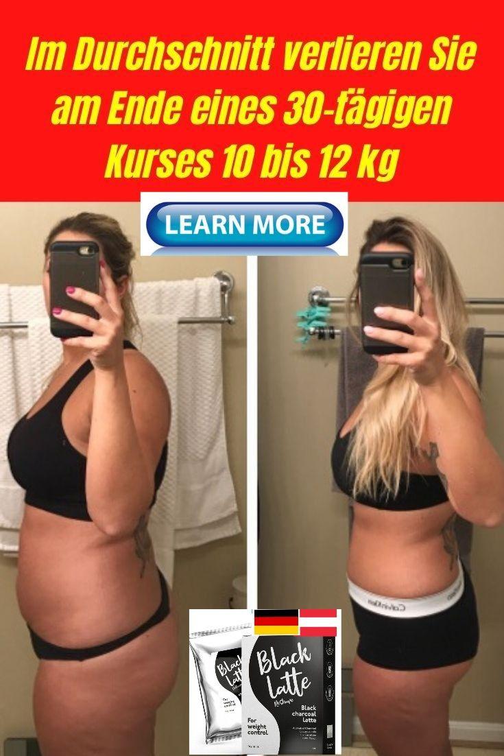 Wie man in 4 Tagen sehr schnell Gewicht verliert