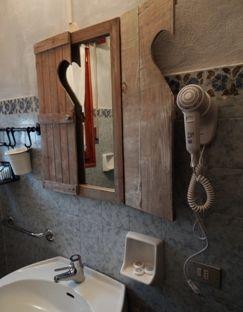 Albertgo-Rifugio Calvanella- le camere