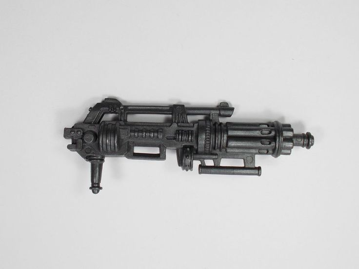 Police vs Bad Guyz - Action Toy Figure Weapon Accessory - Chap Mei (2)