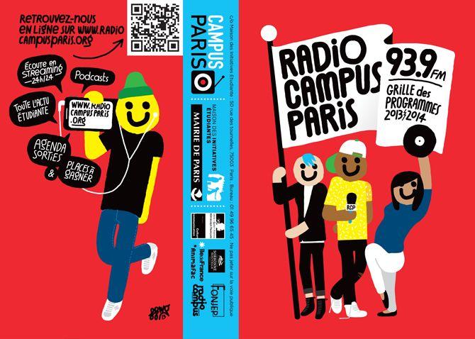 Radio Campus Paris - FFwG