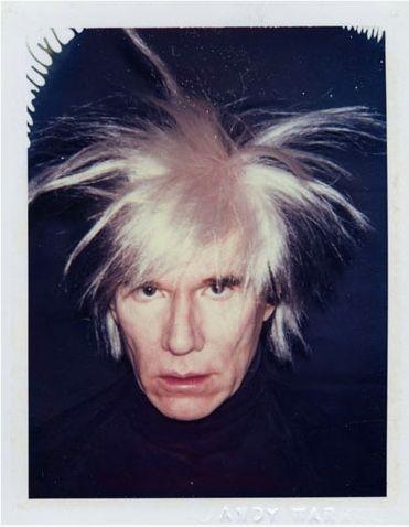 Fatevi un autoritratto in stile Pop. Condividetelo con #AndyGoesToPisa per partecipare al photo challenge per gli appassionati di Warhol... e di fotografia! [foto The Andy Warhol Museum] #popart #andywarhol