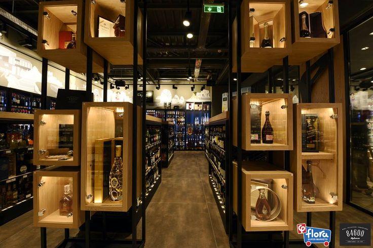 Στην κάβα των #FloraSuperMarkets θα βρείτε τη μεγαλύτερη συλλογή ετικετών και premium brands στη Μύκονο!  Σας περιμένουμε για να διαλέξετε μέσα από την τεράστια ποικιλία μας το κρασί, τη σαμπάνια, τη βότκα ή οποιοδήποτε οινοπνευματώδες ποτό αγαπάει ο ουρανίσκος σας!