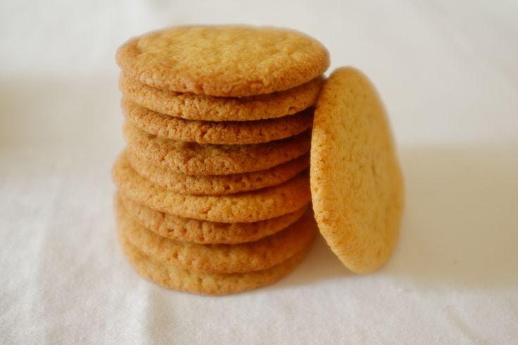 recette sans gluten de cookie à la noix de coco - gluten free coconut cookies