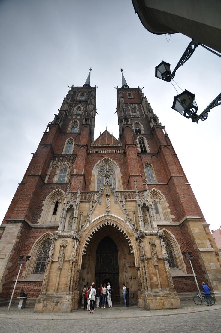 Wrocław, Poland by Joanna Orlikowska