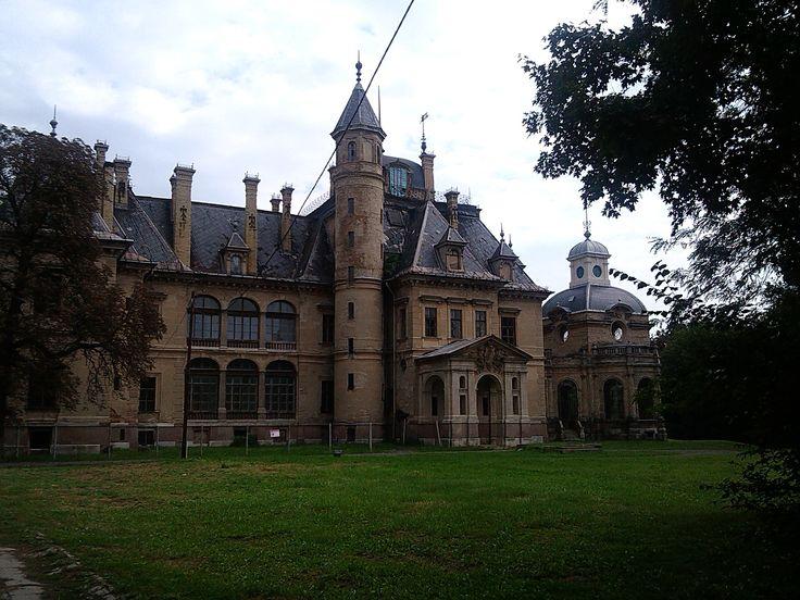 Turai Kastély in Tura, Pest megye 2014.09.05