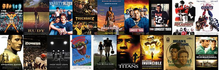 En İyi Amerikan Futbolu Filmleri